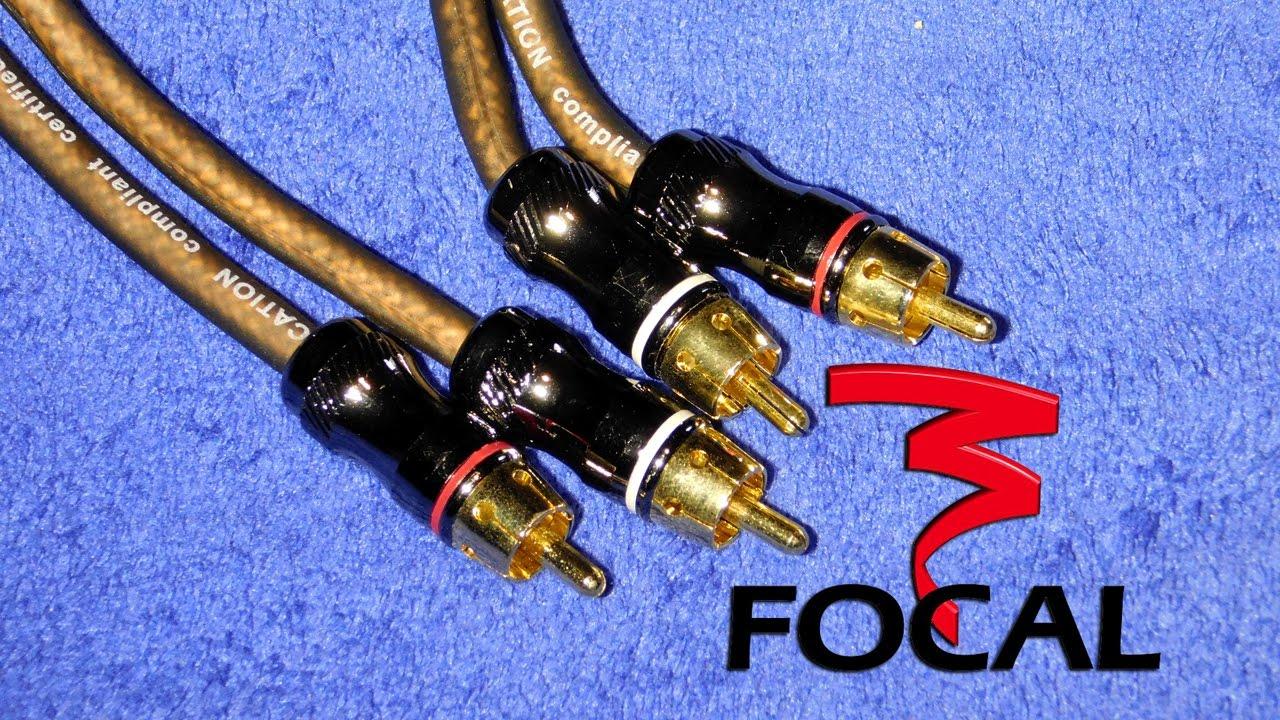Unboxing FOCAL Elite ER1 Audio Cable (Deutsch) - YouTube
