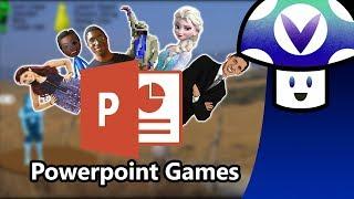 [Vinesauce] Vinny - PowerPoint Games