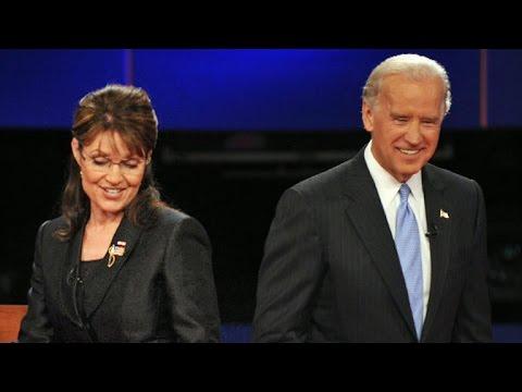 Look back at Palin, Biden VP debate
