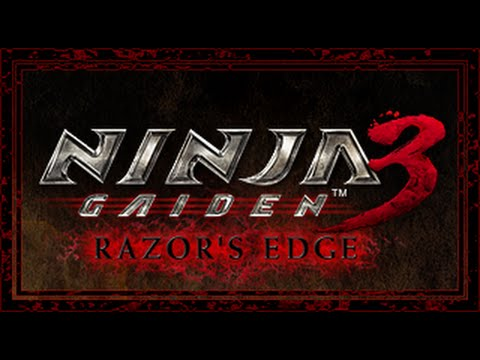 Ps3 Ninja Gaiden 3 Razor S Edge Max Karma Max Mana Super Life Bar Save Youtube