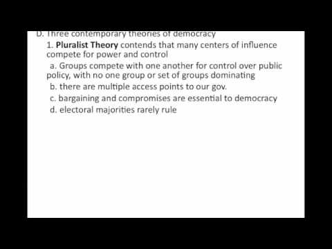 AP Ch 1 Introduction to Government in America