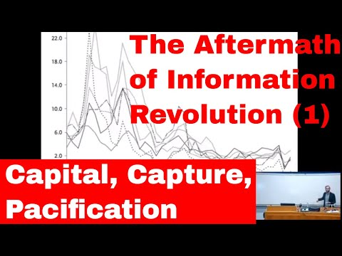 The Information Revolution (Part 2): Capital, Capture, Pacification - Lecture 6