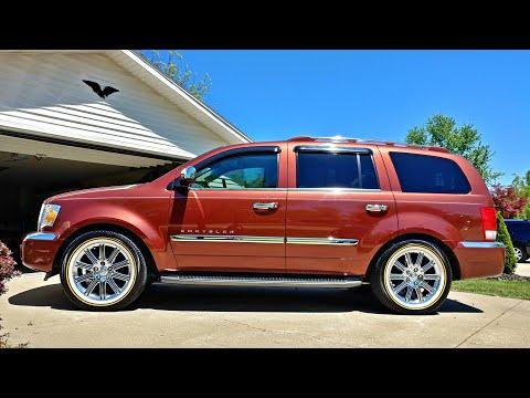 Custom Chrysler Aspen interior Stereo...