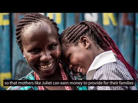 Affordable daycare increases economic opportunities for women in Kenya