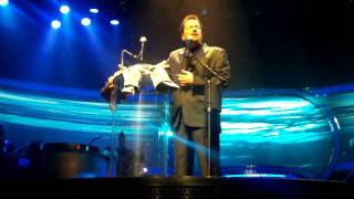 """Terry Fator singing """"Come Sail Away"""" by Styx"""
