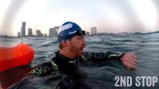 Garmin Fenix 5 Openwater Swim Test/Analysis