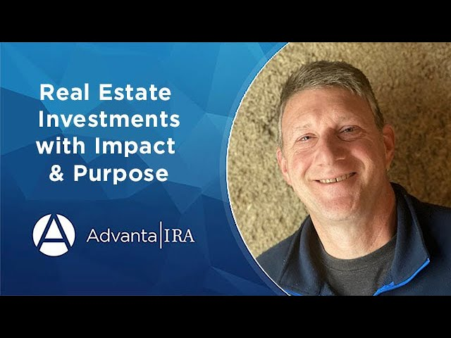 Real Estate Investments with Impact & Purpose