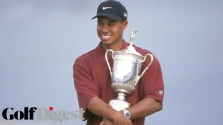Tiger Woods at the 2000 U.S. Open | The Greatest Golf Ever Played | Golf Digest