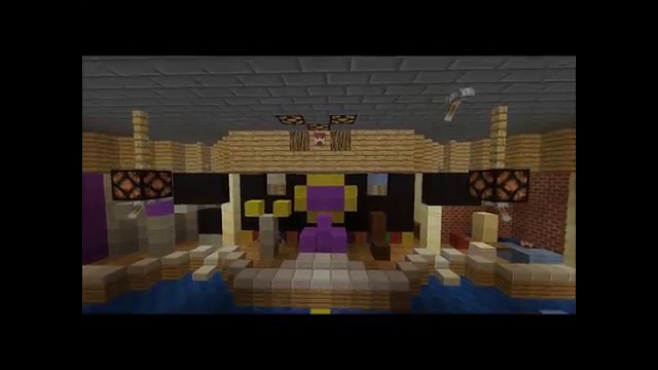 Minecraft| Chuck E. Cheese| Tour - YouTube on
