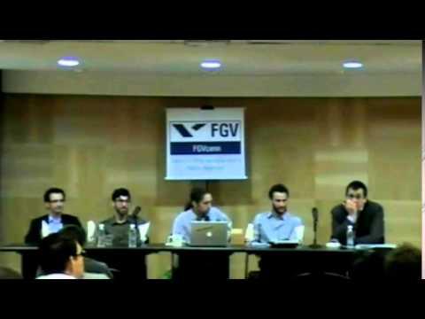 Fórum FGVcenn: Survey Monkey, Colingo e as inovações do Vale do Silício.