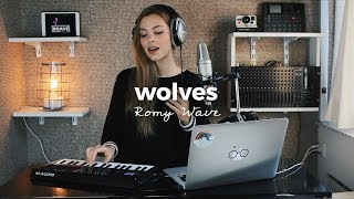 Wolves - Selena Gomez, Marshmello | Romy Wave loop cover