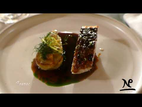 """Dining at """"Frenchie"""" Paris, France - Simply Cooking with Sakari E11 S01"""