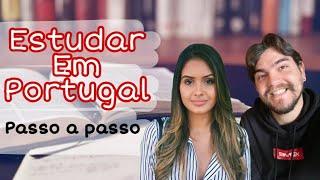 COMO ESTUDAR EM PORTUGAL: Enem, custos, matrícula. Ft. Larissa Teófilo #788