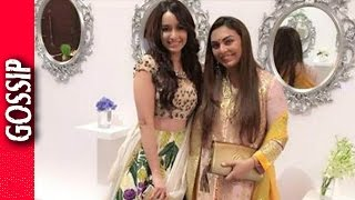 Shraddha Kapoor Danced At Friends Wedding - Bollywood Gossip 2017
