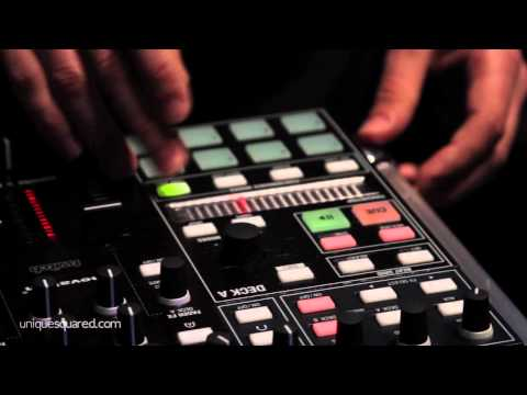 Novation Twitch Overview And Demo [DJ Expo 2011] | UniqueSquared.com