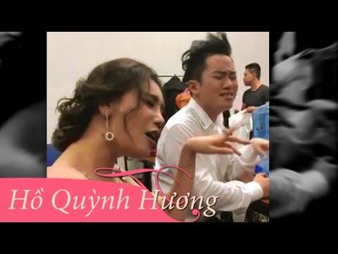 """[LIVE] Hồ Quỳnh Hương và Tùng Dương thể hiện đẳng cấp khi hát """"chay"""" Ngày Em Đến"""