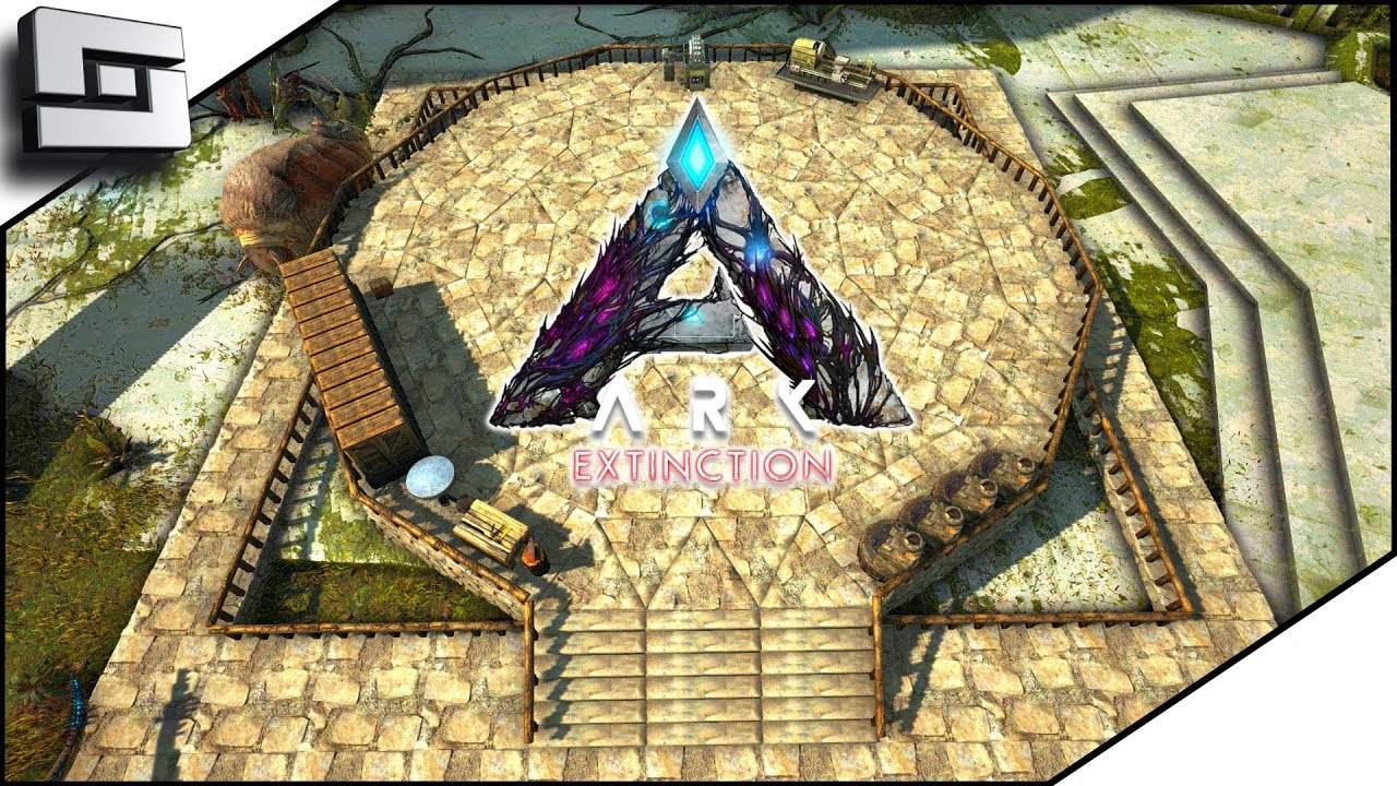 Build The Tip Sl1pg8r Daily Stuff And Things Extinction Base Building Ark Survival Evolved E7 Ark Extinction Map In this ark extinction all resources locations guide i will show you where to get all of the resources that you will need through. ark extinction map