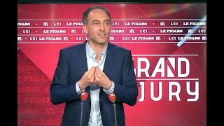 Le Grand Jury de Raphaël Glucksmann