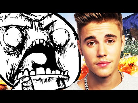 JUSTIN BIEBER PLAYS CALL OF DUTY! (Voice Trolling)