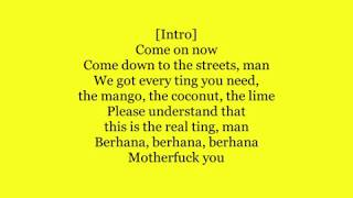 Grey Luh - Berhana (Lyrics)