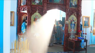 Oсвячення Свято-Покровського храму с. Лозоватка