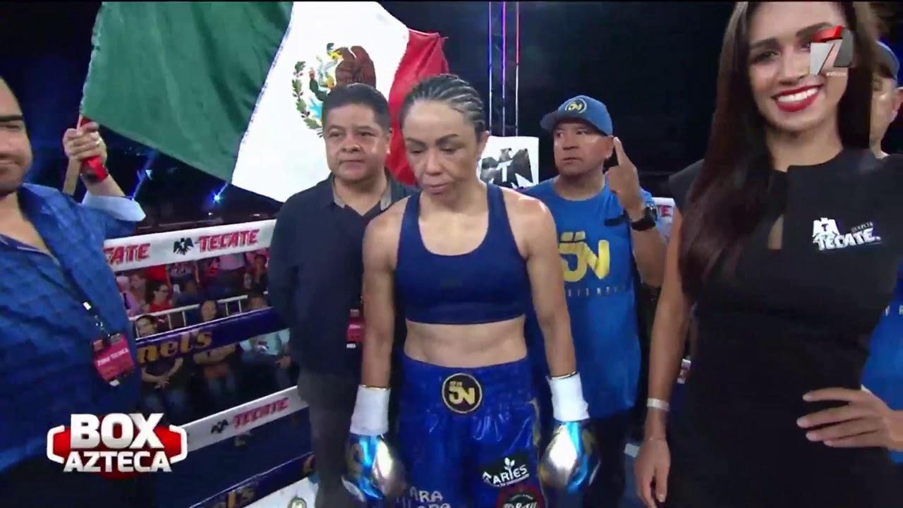 Jackie Nava Vs Tigresa Acuña II (25 / 05 / 2019 )