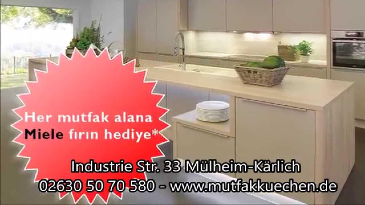 mutfak k chen tv spot neuer ffnung youtube. Black Bedroom Furniture Sets. Home Design Ideas