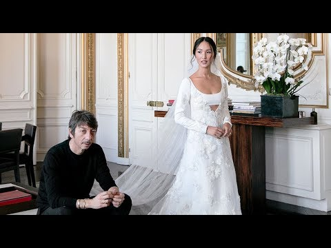 Nicole Warne's Five Wedding Dress Fittings | VOGUE from YouTube · Duration:  5 minutes 6 seconds