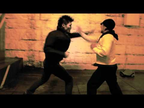Shawn Bernal vs. Jim Ng Martial Arts Choreography Practice 2 HD