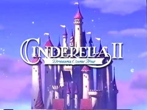 cinderella ii dreams come true 2002 dvd