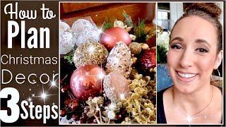 How I Plan Christmas Decor   Christmas Planning   Day 7 ~ 25 Days of Christmas