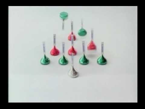 Hershey's Kisses Christmas Commercial - YouTube