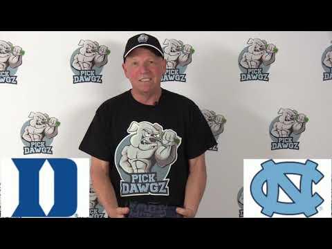 North Carolina vs Duke 2/8/20 Free College Basketball Pick and Prediction CBB Betting Tips