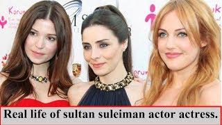 Hurrem, mahidevran in real life. deepto tv sultan suleiman season 5 episode 304 305 306 307 308 309