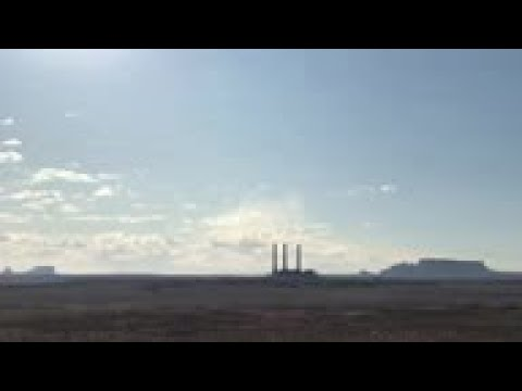 Workers Feel Impact Of End To Navajo Coal Power