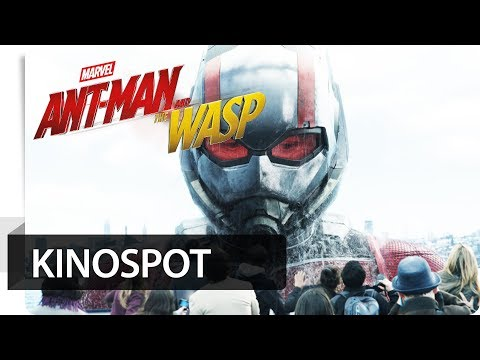 ANTMAN AND THE WASP  Kinospot: Volle Power!  Marvel HD