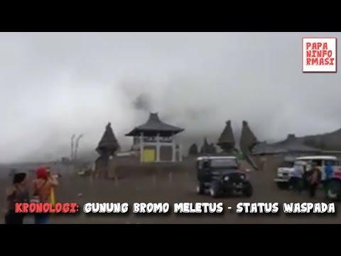 kronologi-gunung-bromo-meletus:-detik-detik-letusan-lahar-dingin-status-waspada!-deskripsi!!