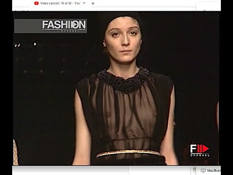 LA PERLA Full Show Autumn Winter 2008 2009 Milan - Fashion Channel