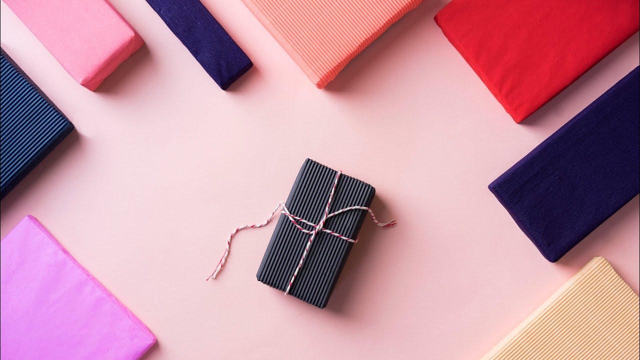 Come Fare Pacchetti Natalizi come fare un pacchetto regalo: tutorial