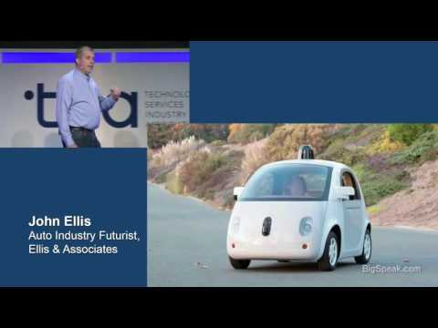 John Ellis - The Future of the Automotive Industry and Its Uncanny Parallel to the Tech Industry