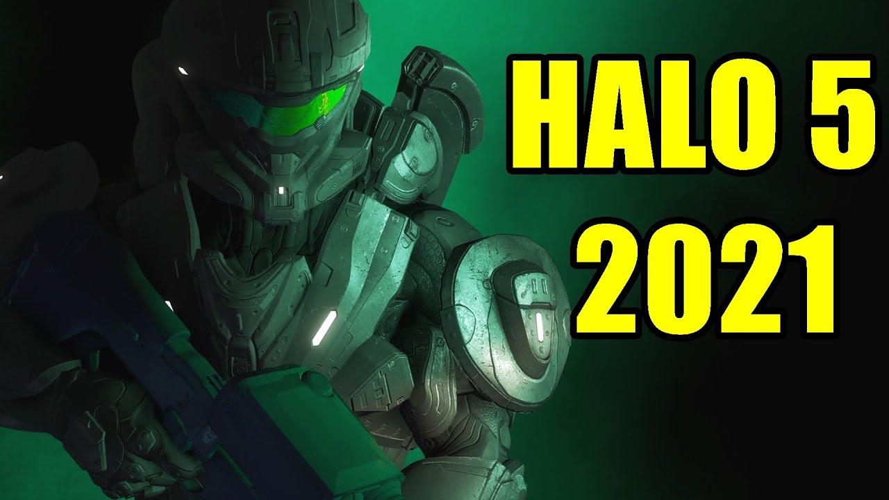 Download Así es jugar Halo 5 en 2021 ¿VALE LA PENA?