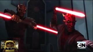 Star Wars the Clone Wars Season 5 Villains Megamix Part Two