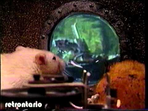 Once Upon A Hamster VHS 1996