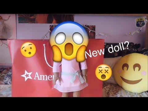 American Girl Doll Store Orlando Haul