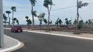 Video thực tế dự án Long Hải New City