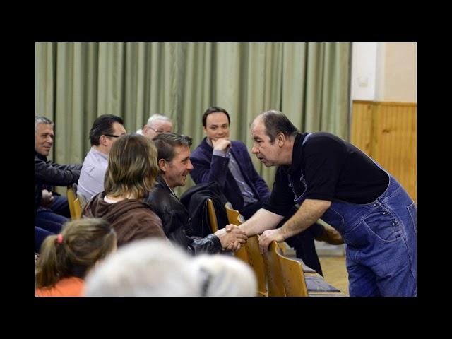 Beszélgetés Szőke Andrással a Mária Rádióban