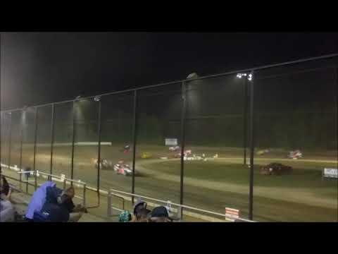 Brewerton Speedway - July 22, 2018 - Modified Main