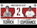 Madd Gear Flat Scoot 2 | Nick Tedrick vs. Elajwon Esperance