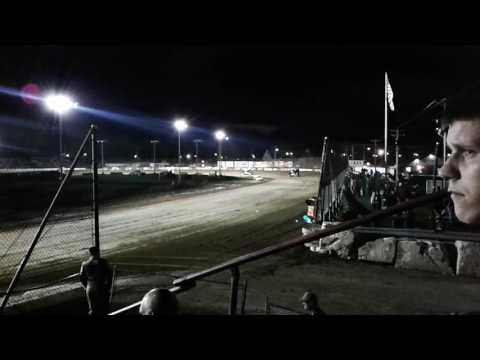 Fremont Speedway Heat Race 10/1/16
