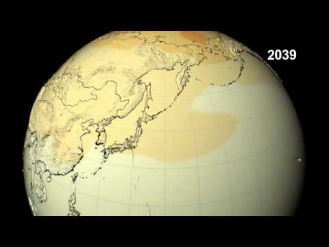 NASA, Dnya'nn 2099'daki Halinin Videosunu ekti